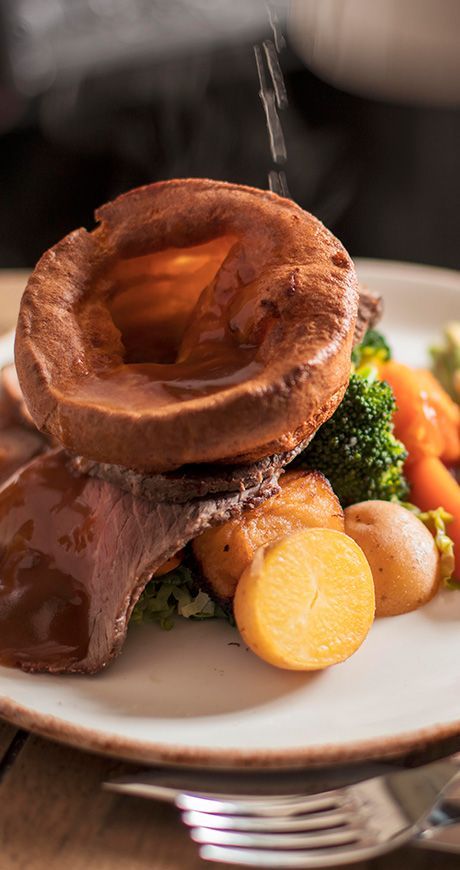 One of the best Sunday roasts in Wrexham